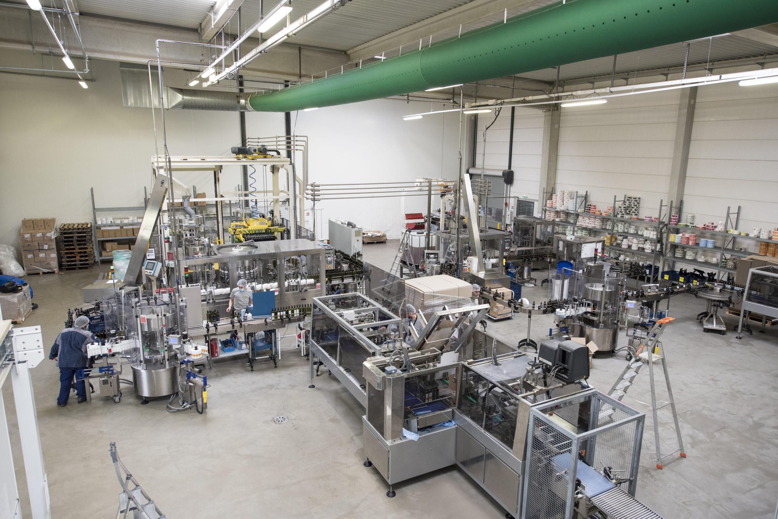 Alternation production department